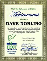 Duke Hust Award